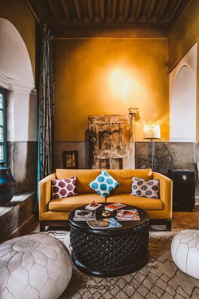 trucchi per arredare casa su Airbnb