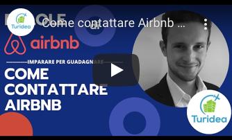 contattare il portale Airbnb 11