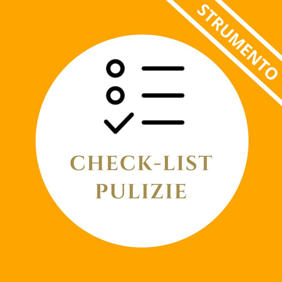 checklist pulizie casa vacanze