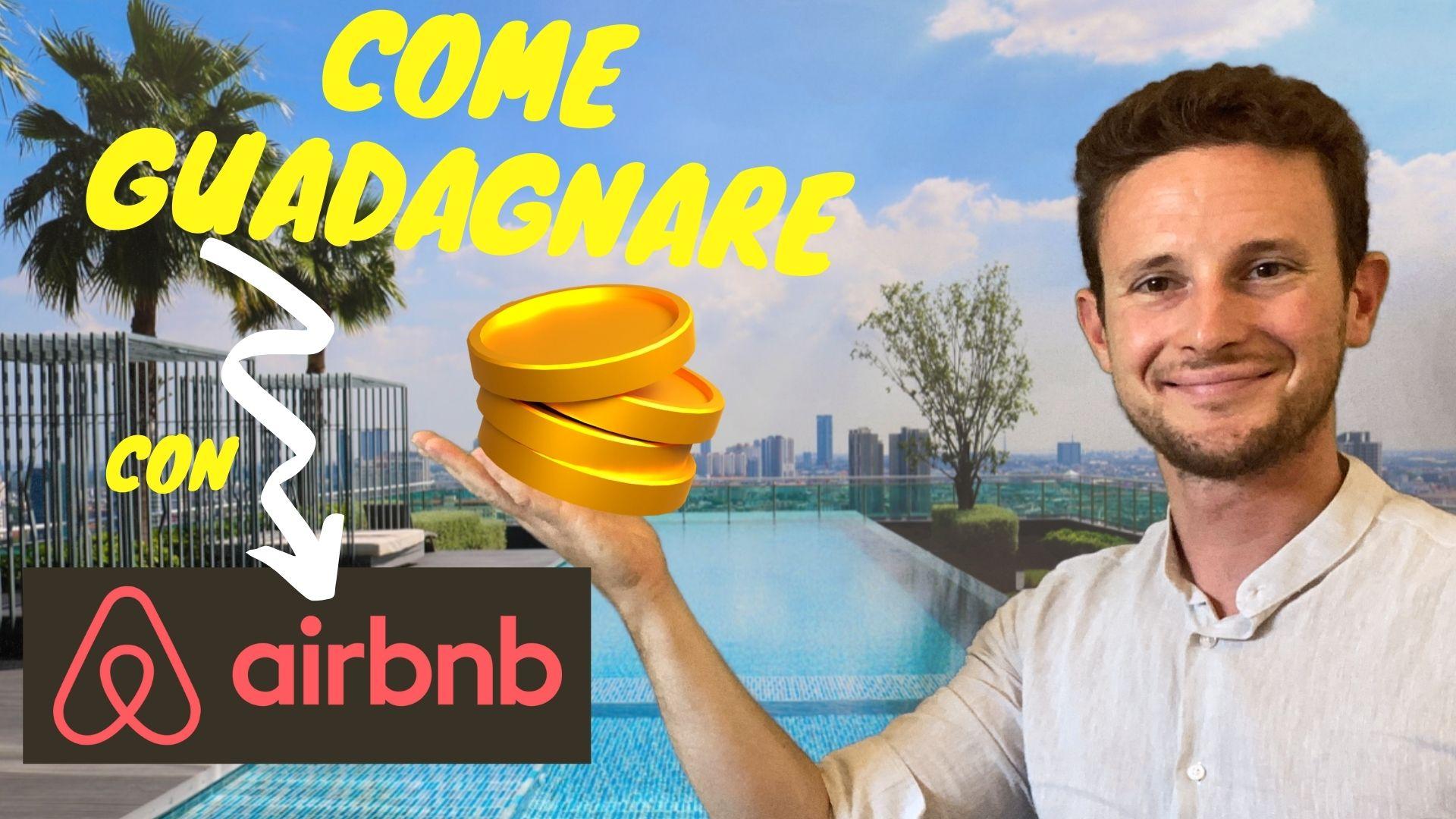 guadagnare con Airbnb