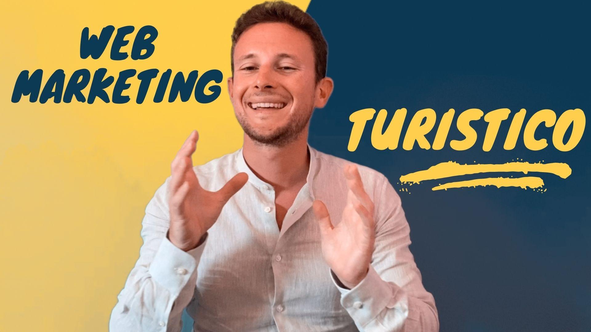 copertina del web marketing turistico